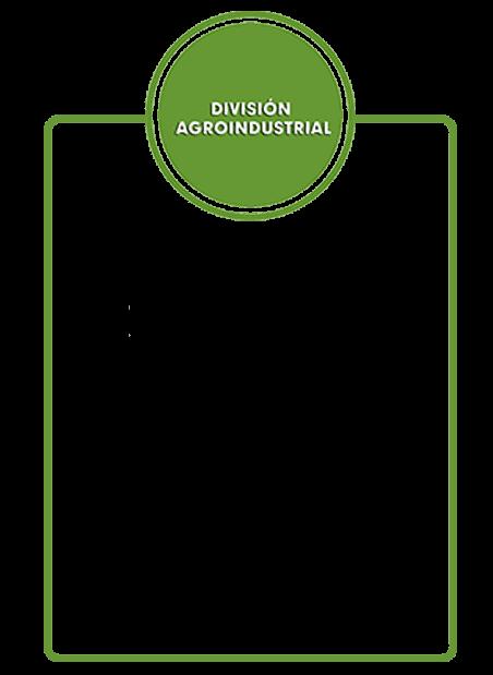 división agroindustrial